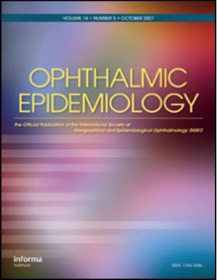 Ophthalmic Epidemiology Article